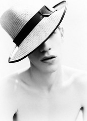 (Samantha West) Tags: portrait man brooklyn hats samanthawest lylelodwick yestadtmillinery