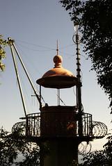 Abandonned lighthouse above the Bakal (Sylvain Raybaud) Tags: voyage travel lighthouse russia derelict phare russie leuchtturm abandonned reise verlassen abandonn