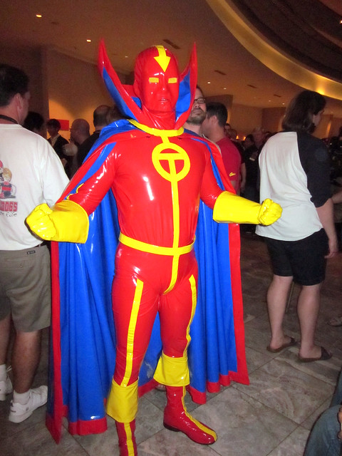 Red Tornado at DragonCon 2010