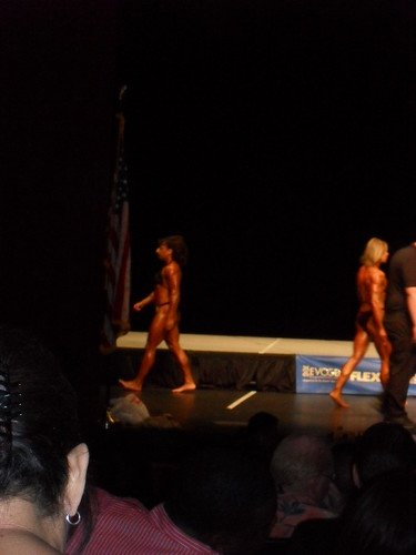 Bikini Bodybuilding Women�s Juniors. 2010 NPC Junior USA (Set)