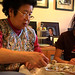 Kelly Wong & Grandma make shrimp dumplings_lr