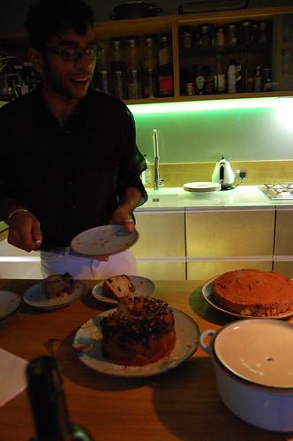Dinner at Steve & Sunny's (4)