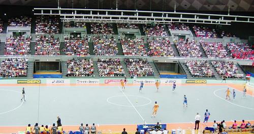 試合中@シュライカー大阪 VS 名古屋オーシャンズ_201009