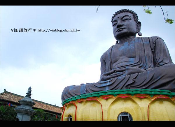 【彰化旅遊景點】彰化八卦山大佛~未整修前懷舊篇11