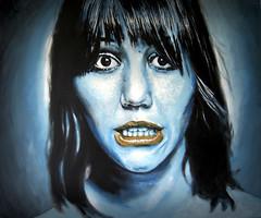 Oops 120x100 (michele petrelli) Tags: portrait woman eye girl donna occhi oops bocca silenzio espression espressioni ritratt ragazz