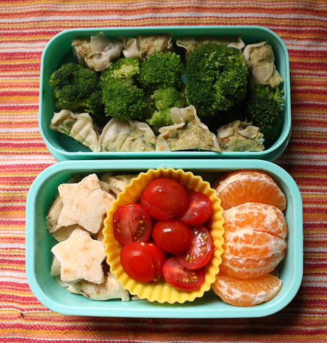 Toddler Bento #46: September 7, 2010