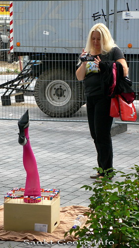 2. Kunstpreis Hansaplatz in Hamburg St. Georg