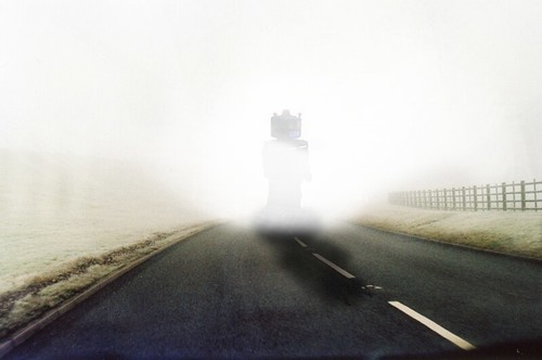 Steve Poxson/Robot in the Mist