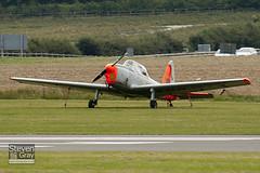 F-AZJV - 1375 - OGMA-65 - Private - OGMA DHC-1 Chipmunk T20 - Duxford - 100905 - Steven Gray - IMG_5855