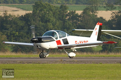 G-AYPE - 123 - Private - Bolkow BO.209 Monsun - Duxford - 100905 - Steven Gray - IMG_8898