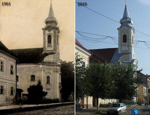 Bistrita - Biserica Romano-Catolica
