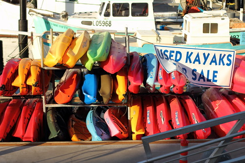 Used kayaks for sale