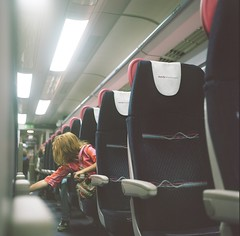 long long journey (miuco*) Tags: uk travel england film train firstgreatwestern    semflex