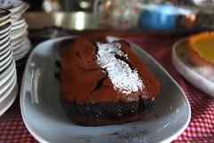 Chocolate Fudge Cake - Brunswick Street Alimentari AUD5.50 per slice (avlxyz) Tags: food cake dessert cafe sweet chocolate fitzroy fudge deli vic delicatessen brunswickstreet alimentari chocolatefudgecake brunswickstreetalimentari fitzroyvic