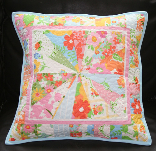 simply starburst~ a pillow!