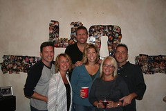 Cathie's 40th Surprise Party