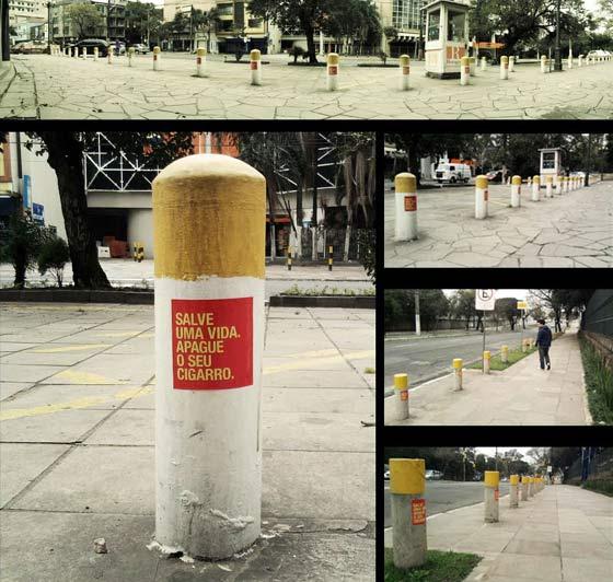 publicidad y cigarros