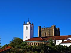 Castillos e Iglesias (Jesus_l) Tags: portugal europa iglesias braganza castillos ilustrarportugal jesusl