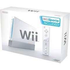 Nintendo Wii (Original Box Design)