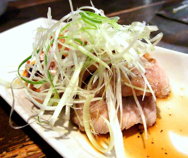 Ton-Toro (Grilled Pork Cheeks)