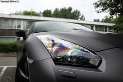 GT-R (yannickminet) Tags: auto detail car canon matt wrapping photography eos grey restaurant automobile nissan shot belgium belgique belgie belgi wrapped wrap automotive voiture minet mat filter vehicle brakes modified mm 1855mm 1855 carbon ac titanium supercar nas exhaust 38 v6 gtr yannick fiver gtc haasrode sportcar 500d polarisatie carspotting dreamcar r35 aclon oudheverlee akrapovic a detailshot polarisatiefilter akra mattgrey autogespot yannickm mattcolor yannickminet carbonwrap 777nas nasmo