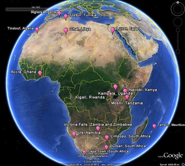 africa marathon