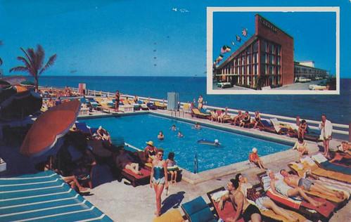 Caravan Motel - Miami Beach, Florida