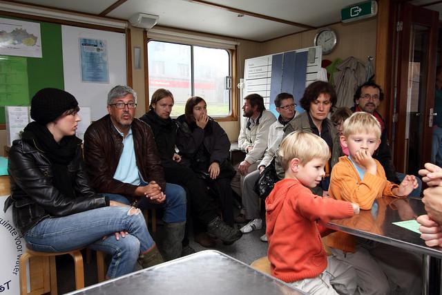 Boottocht Vaartkom-Remysite