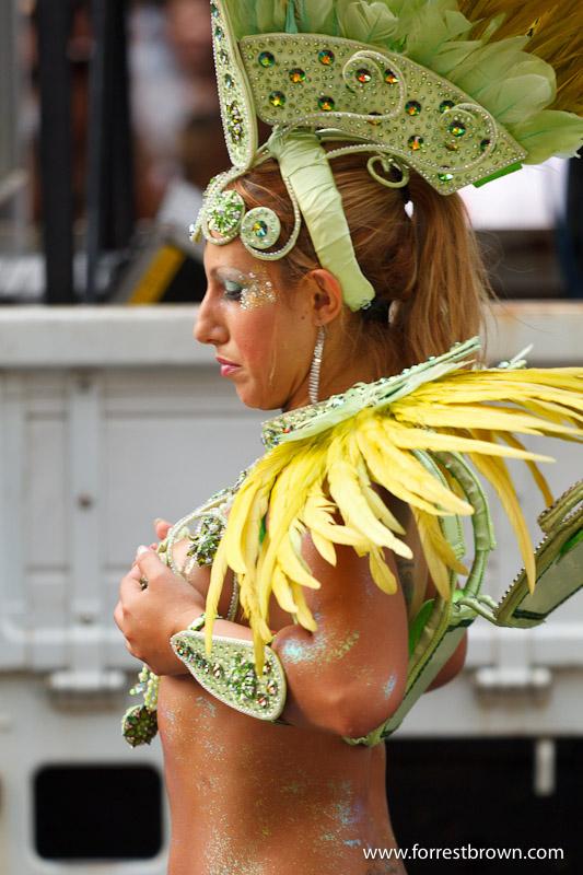 Tokyo, Japan, Samba Festival