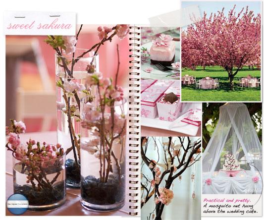 sweet sakura style