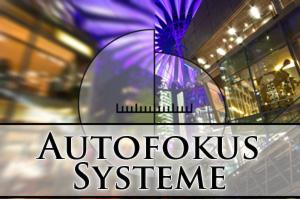 Hybrid-Autofokus bei Digitalkameras