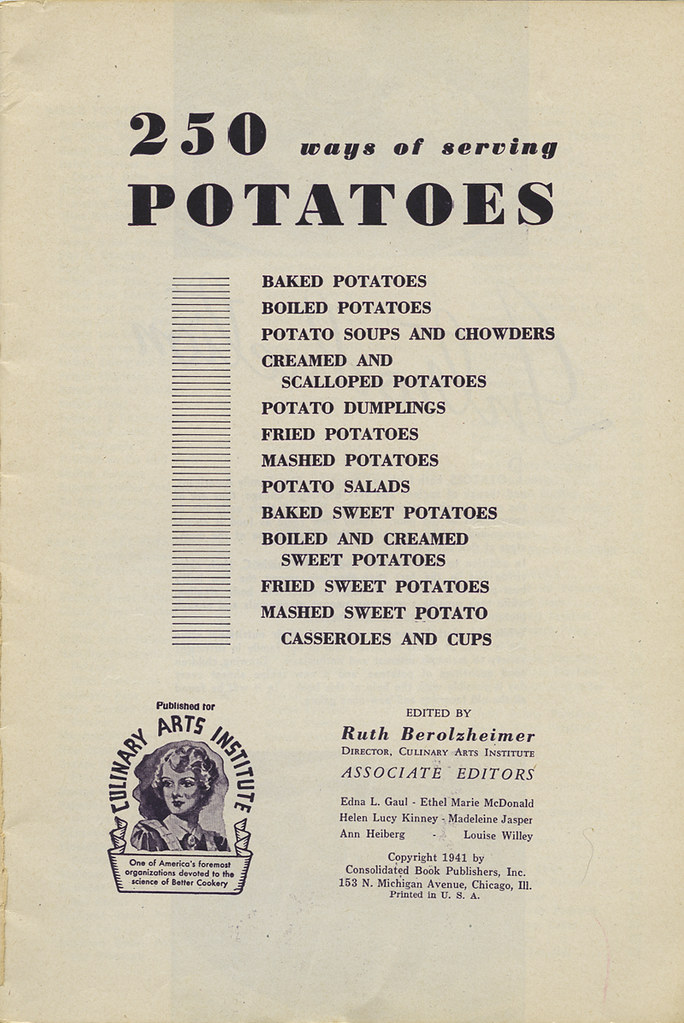 250 ways of serving potatoes_tattered and lost