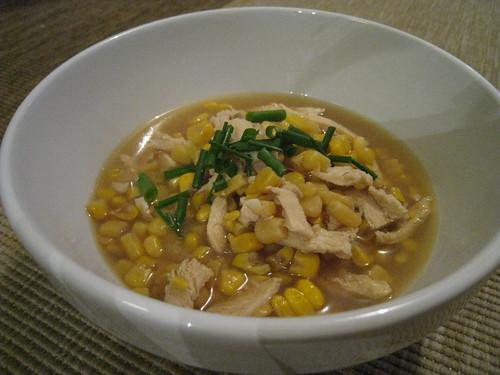soupe de poulet au mais 03