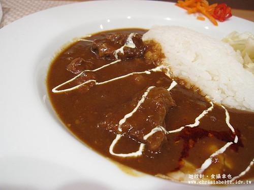 東京咖哩牛肉起司咖哩