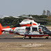 USCG MH-65C Dolphin Buno 6584 25th Ann of HH-65 paint scheme