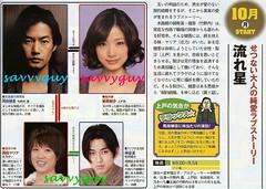 1018 Fuji 流れ星