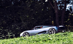 Koenigsegg CC8S (Thomas van Meijeren) Tags: ford car grey drive rotterdam nikon highway ride cross top engine 8 gear s swedish ferrari cc exotic enzo process edition lamborghini rare supercar v8 ccr zonda koenigsegg spoiler pagani topgear ccx d90 hypercar cc8s ccxr cc8 autogespot