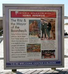 Ritz & Mayor of the Boardwalk - Nucky Johnson (gaila3) Tags: 1920s nj monopoly atlanticcity boardwalk series hbo 1920 nucky nuckyjohnson boardwalkempire gaila3 monopolysign