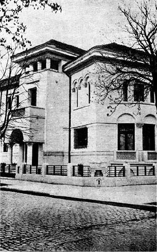 Casa Iosifescu - 1937