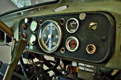 Tehniški muzej v Bistri (selecshine) Tags: cars museum technology slovenia oldtimer dashboard slovenija mechanics avto technicalmuseum bistra tehnologija avtomobil tehniškimuzej