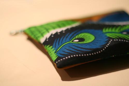 Kara's pouch