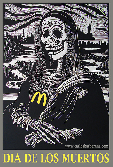 Dia de los Muertos (MacMona)