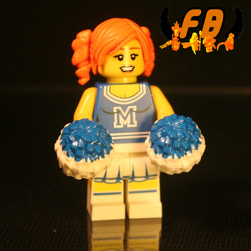 Redheaded Cheerleader