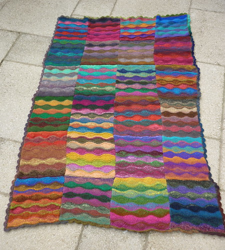 Lizard Ridge Blanket for p/hop