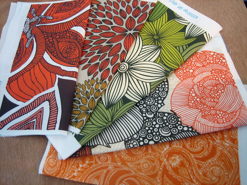 Test Swatches fabrics