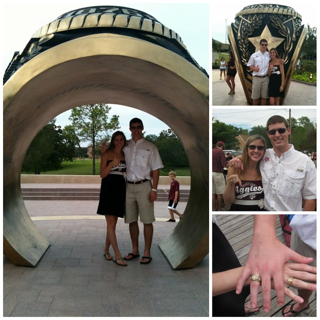 Aggie Ring Pics