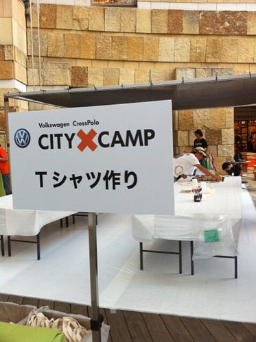 Volkswagen CrossPolo 『CITY×CAMP』