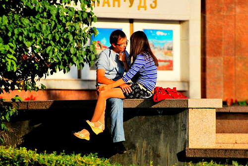 Finding love in Ulan-Ude, Siberia, Russia