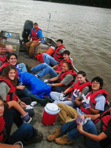 St. Charles Missouri River Clean-up 9-11-10