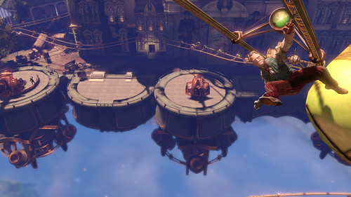BioShock Infinite for PS3: Sky-Line